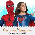 Costumes4Less discount codes